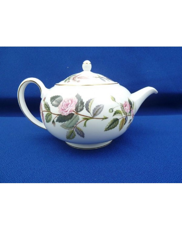 (OUT OF STOCK) WEDGWOOD HATHAWAY ROSE VINTAGE TEAP...